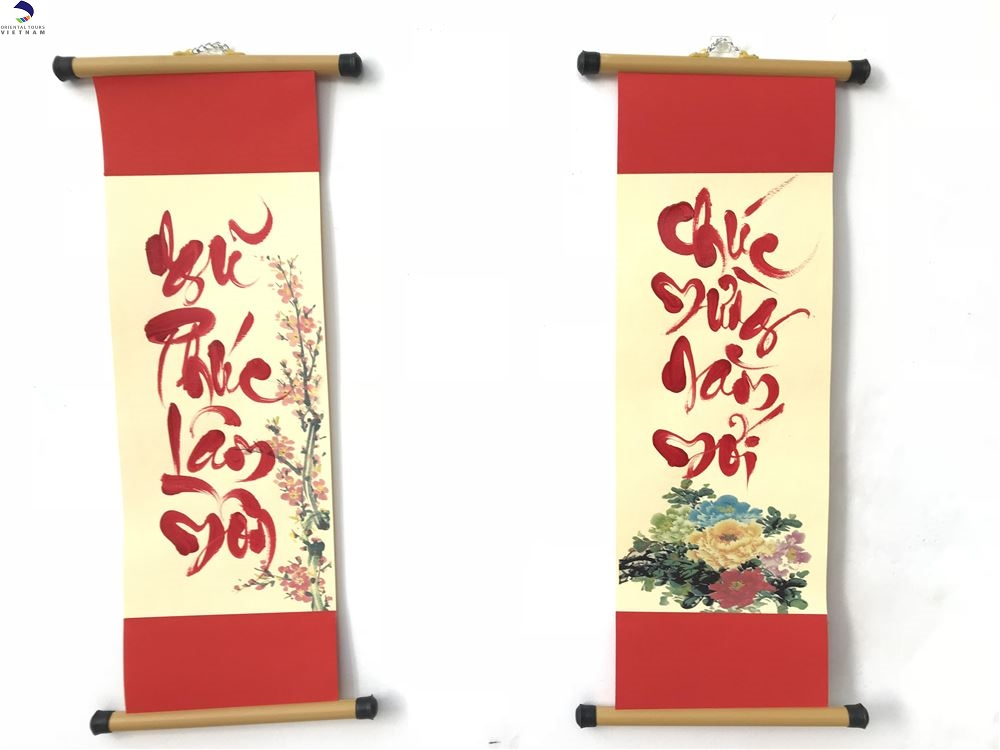PARALLEL SENTENCES IN VIETNAMESE NEW YEAR
