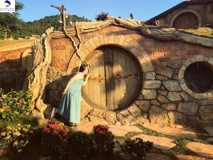 HOBBIT HABITAT BRINGS LORD OF THE RINGS TO HUE