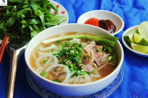 PHO- CREAM OF HANOI CUISINE