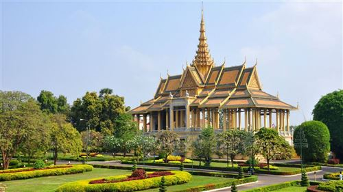 Phnom Penh Highlight - 3 Days 2 Nights