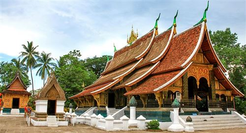 Luang Prabang Stopover (3 Days 2 Nights)