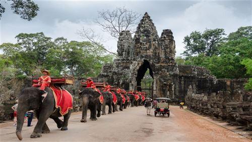 Angkor Explore - 4 Days 3 Nights