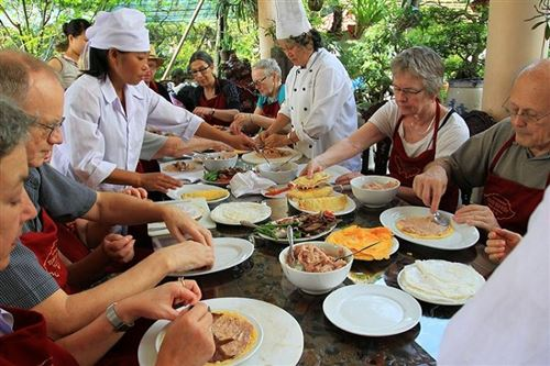 Cooking classes Tour 9 days/ 8 nights