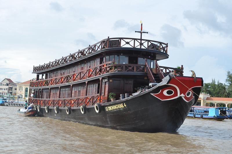 Three days down Mekong by Le Cochinchine
