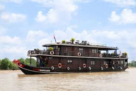 Two days Cruise on Mekong by Le Cochinchine