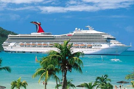 Cruise & beach vacations