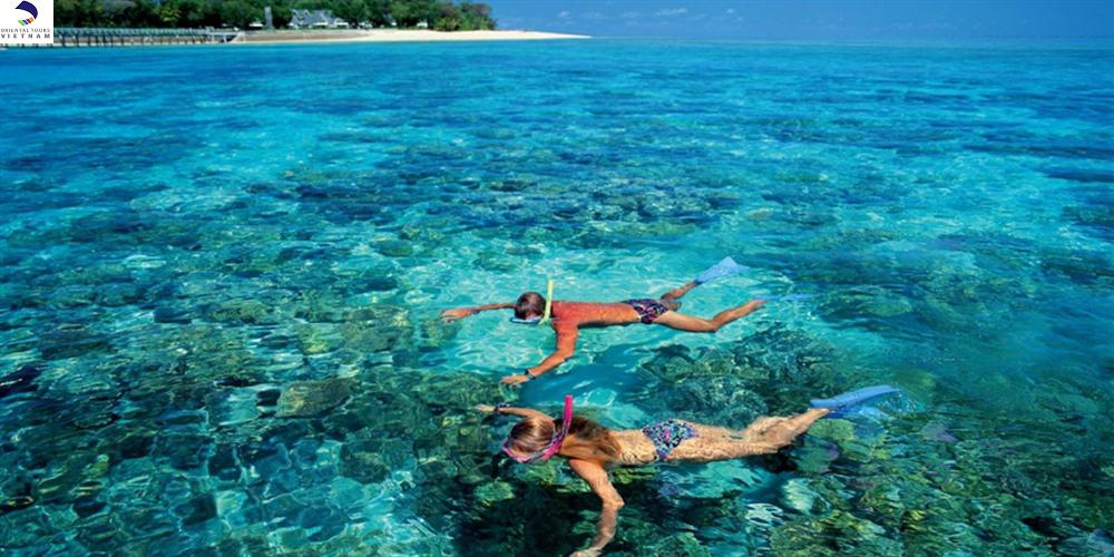 SNORKELING & FISHING IN PHU QUOC ISLAND