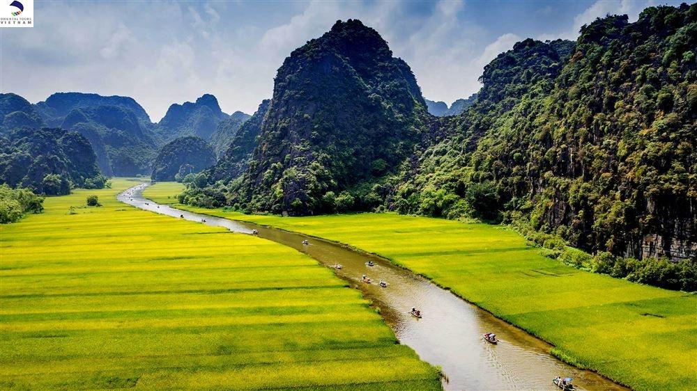 HANOI- HOA LU- TAM COC 1 DAY