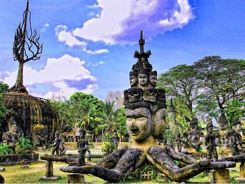 Vientiane Stopover 3 Days/ 2 Nights